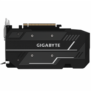 Видеокарта Gigabyte Nvidia GeForce GTX 1650 SUPER WINDFORCE OC 4GB GDDR6 GV-N165SWF2OC-4GD