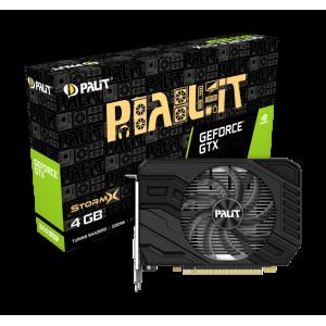 Видеокарта Palit Nvidia GeForce GTX 1650 SUPER StormX 4GB GDDR6 (NE6165S018G1-166F)