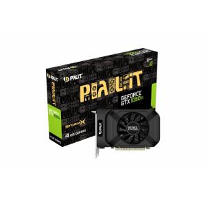 Видеокарта Palit Nvidia GeForce GTX 1050Ti StormX 4GB GDDR5 NE5105T018G1-1070F