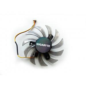 Вентилятор для видеокарт Gigabyte GT630/ GT240/ GT430/ GT440/ GT730 T128010SL 75mm 3pin