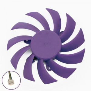 Вентилятор для видеокарт PLD08010S12H 75mm 4pin