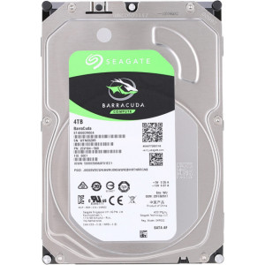 "Жесткий диск Seagate BarraCuda 4TB 3.5"" ST4000DM004"