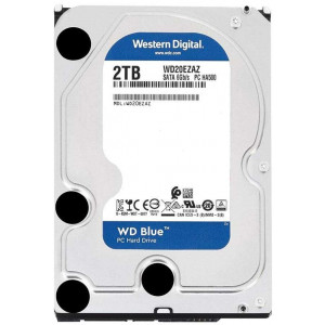 "Жесткий диск WD Blue WD20EZAZ 2TB 3.5"""