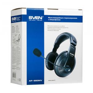 Наушники Sven AP-860MV с микрофоном