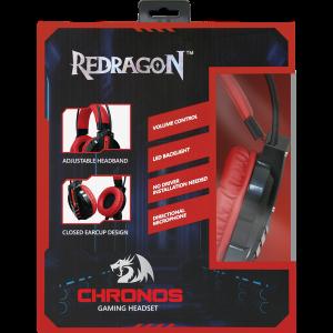 Наушники Redragon Chronos с микрофоном
