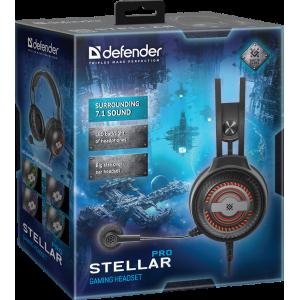 Наушники с микрофоном Defender Stellar Pro