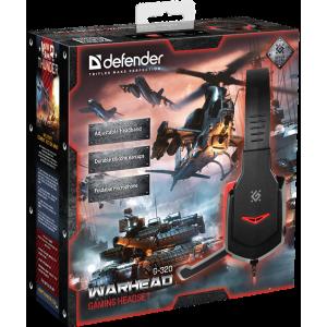 Наушники Defender Warhead G-320 с микрофоном