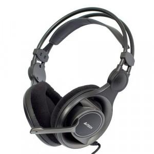 Наушники A4Tech HS-100 с микрофоном