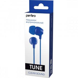 Наушники Perfeo Perfeo PF-A4617 TUNE blue