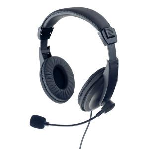 Наушники Perfeo PF-A4405 U-TALK c микрофоном, USB