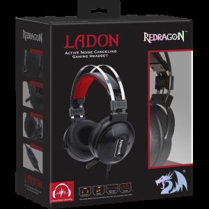 Наушники Redragon Ladon с микрофоном