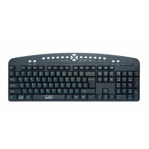 Клавиатура CBR KB 340GM Black