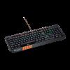 Механическая клавиатура Canyon CND-SKB6RU, игровая, Black USB