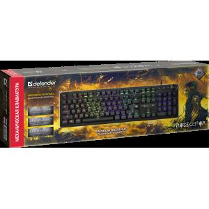 Механическая клавиатура Defender Prosecutor GK-370L