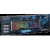 Игровая клавиатура DEFENDER Chimera GK-280DL, RGB подсветка, 9 режимов