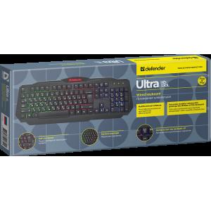 Клавиатура Defender Ultra HB-330L подсветка