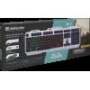 Игровая клавиатура Defender Metal Hunter GK-140L с подсветкой