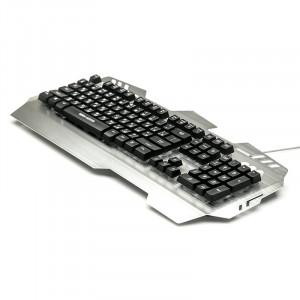 Игровая клавиатура Dialog Gan-Kata KGK-29U Silver