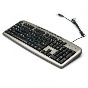 Клавиатура Nakatomi KN-11U Gray