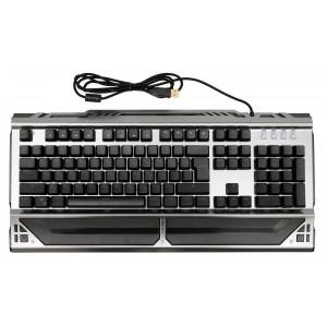 Механическая клавиатура OKLICK 980G HUMMER с подсветкой