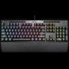 Механическая клавиатура Redragon Indrah игровая, мультимедиа, влагоустойчивая, с подсветкой, USB