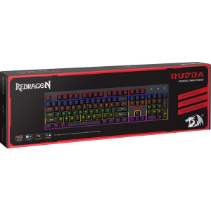 Механическая клавиатура Redragon Rudra
