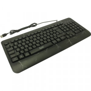 Игровая клавиатура SmartBuy RUSH SBK-715G-K с подсветкой