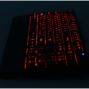 Клавиатура Smartbuy Firefly (SBK-325-K) с подсветкой