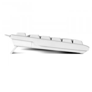 Клавиатура SVEN KB-S300 USB , белая