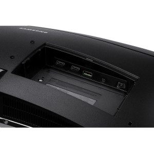 "Изогнутый монитор SAMSUNG C27JG50QQI 27"", Quad HD 2560x1440, 144 Hz"