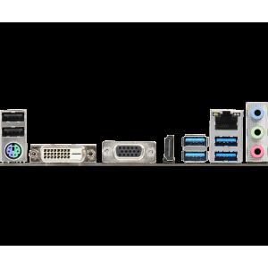 Материнская плата ASROCK A320M-HDV R4.0, SocketAM4