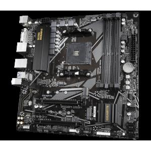 Материнская плата GIGABYTE B550M DS3H, SocketAM4, AMD B550