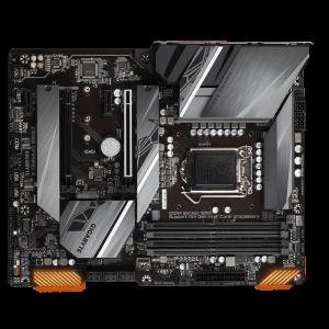 Материнская плата GIGABYTE Z590 GAMING X, LGA 1200, ATX