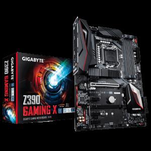 Материнская плата Gigabyte Z390 Gaming X 1151v2