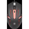 Мышь Defender  Flash MB-600L Black