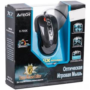 Игровая мышь A4Tech X7 X-705K