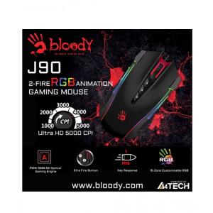 Игровая мышь A4Tech Bloody  J90