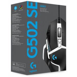 Игровая мышь Logitech G502 SE HERO, проводная, USB