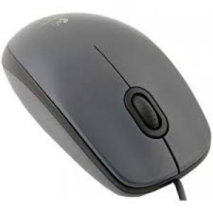 Мышь Logitech M90 Dark Grey USB