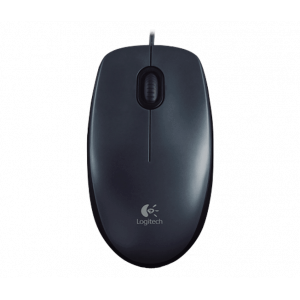 Мышь Logitech M100 Black