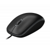 Мышь Logitech B100 Black