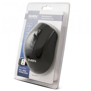 Мышь Sven RX-325 Black