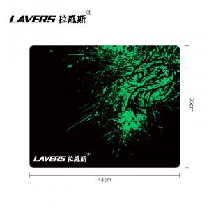 Коврик для мыши LAVERS 350x440x2.5mm