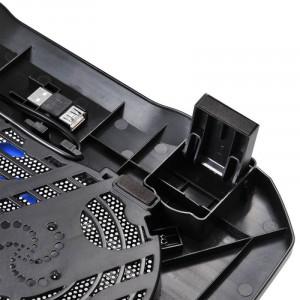 Подставка охлаждающая для ноутбука Buro BU-LCP156-B114
