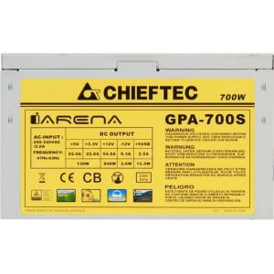 Блок питания Chieftec iARENA GPA-700S
