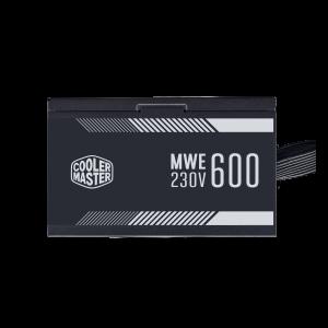 Блок питания 600W CoolerMaster MWE 600 WHITE - V2