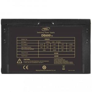 Блок питания DEEPCOOL DE600 v2 600W