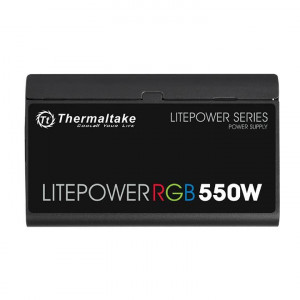 Блок питания Thermaltake Litepower RGB 550W