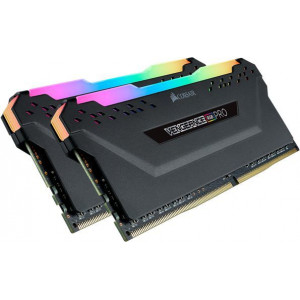 Оперативная память 16Gb 2x8GB/3200 Corsair Vengeance RGB PRO (CMW16GX4M2C3200C16) DDR4 (Kit of 2)