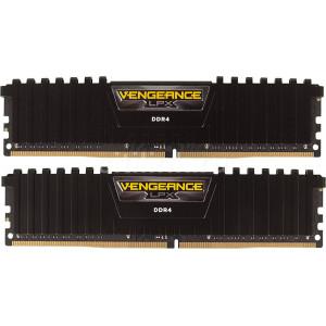 Оперативная память 16Gb 2x8GB/3200 Corsair Vengeance LPX (CMK16GX4M2B3200C16) DDR4 (Kit of 2)